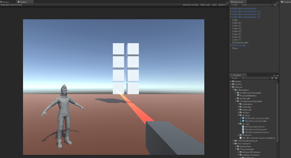 Unity3D Mini-Workshop
